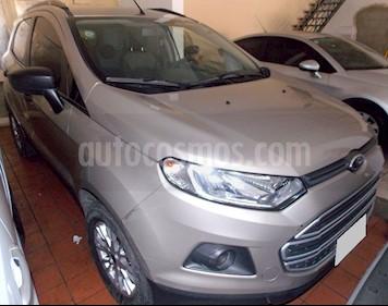 Foto venta Auto Usado Ford EcoSport 2.0L SE (2014) color Gris precio $386.500