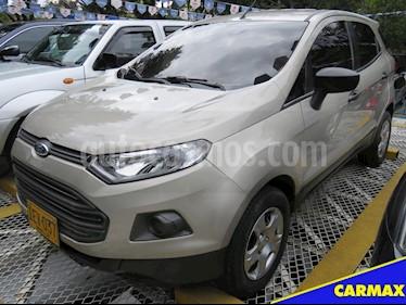 Foto venta Carro usado Ford Ecosport 2.0L SE  (2015) color Beige Rivera precio $42.900.000