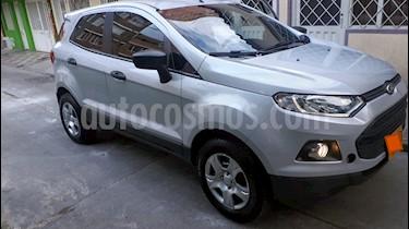 Ford Ecosport 2.0L SE  usado (2014) color Plata Metalico precio $34.000.000