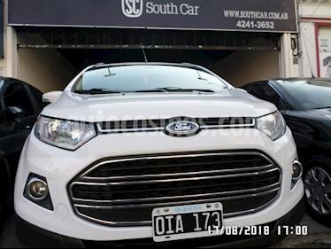 Foto venta Auto usado Ford EcoSport 2.0L Titanium  (2014) color Blanco precio $472.000