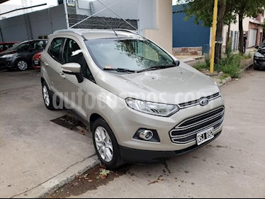 Foto venta Auto usado Ford EcoSport 2.0L Titanium  (2015) color Gris Claro precio u$s12.000