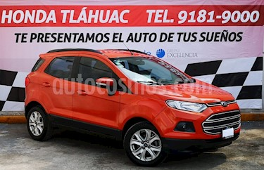 Foto venta Auto usado Ford Ecosport 4x2 Aut (2016) color Naranja precio $215,000