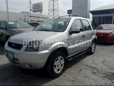 Foto venta Auto Seminuevo Ford Ecosport 4x2 SVP (2008) color Plata precio $97,000