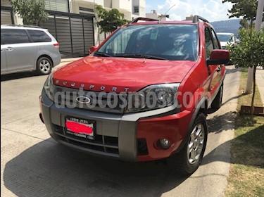 Ford Ecosport 4x2 usado (2011) color Rojo precio $148,000
