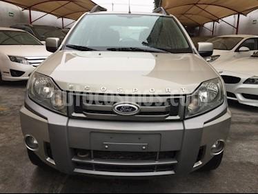 Foto venta Auto Seminuevo Ford Ecosport 4x2 (2011) color Platino precio $137,000
