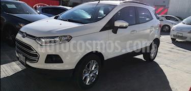 Foto venta Auto usado Ford Ecosport 4x2 (2015) color Blanco Oxford precio $195,000