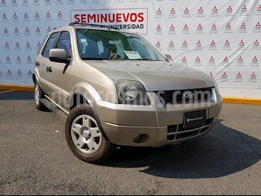 Foto venta Auto usado Ford Ecosport 4x2  (2006) color Bronce precio $92,000
