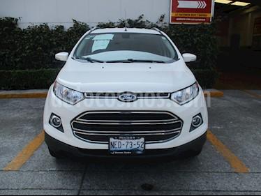 Foto venta Auto Seminuevo Ford Ecosport 5p Titanium L4/2.0 Aut (2017) color Blanco precio $270,000