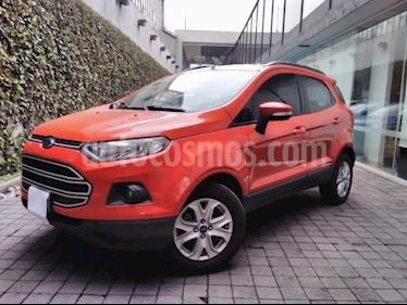 Foto Ford Ecosport 5p Trend L4/2.0 Aut usado (2016) color Naranja precio $239,000