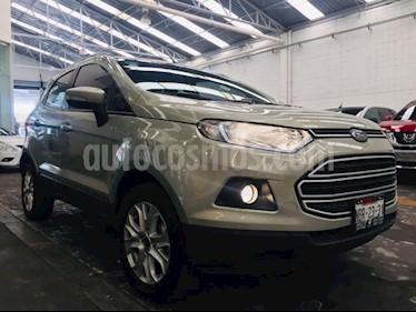Foto venta Auto usado Ford Ecosport 5p Trend L4/2.0 Man (2017) precio $225,000