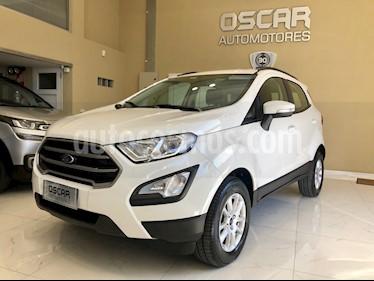 Ford EcoSport SE 2.0L Aut usado (2018) color Blanco Oxford precio $1.289.000