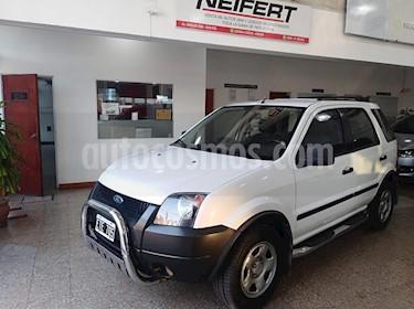 Foto Ford EcoSport 1.6L 4x2 XLS  usado (2005) color Blanco precio $260.000