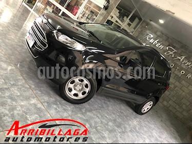 Ford EcoSport 1.6L SE usado (2013) color Negro Ebony precio $580.000