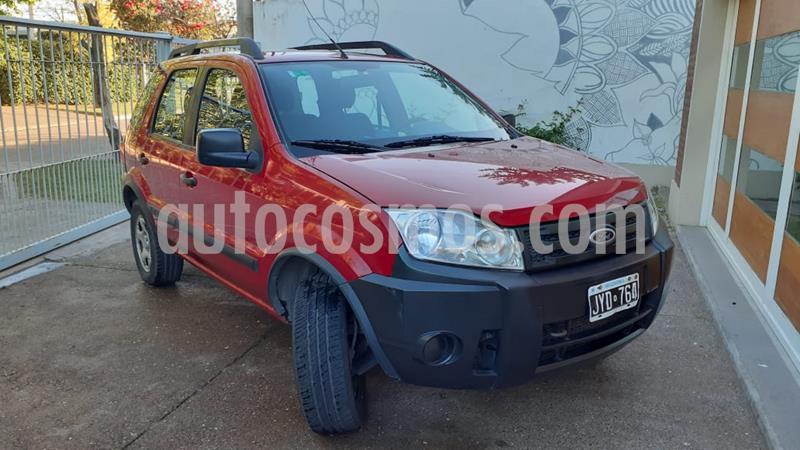 Ford EcoSport 2.0L 4x2 XLS usado (2011) color Rojo Bari precio $670.000