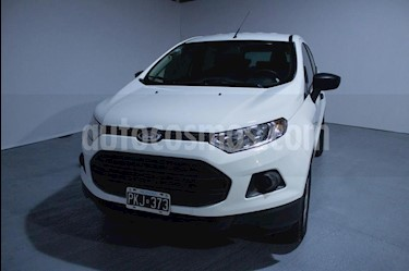 Foto Ford EcoSport 1.6L S usado (2016) color Blanco precio $515.000