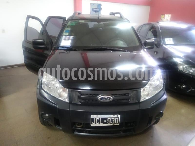 Ford EcoSport 1.4L 4x2 XLS TDCI usado (2010) color Negro Ebony precio $599.000