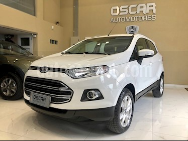 Ford EcoSport 2.0L Titanium Powershift usado (2016) color Blanco Oxford precio $739.000