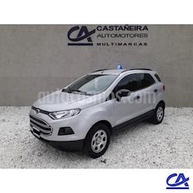 Ford EcoSport 1.6L SE usado (2014) color Gris Claro precio $558.000