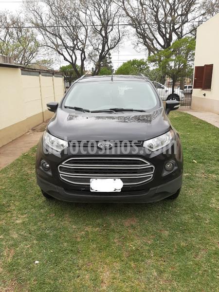 foto Ford EcoSport 1.6L SE usado (2016) color Negro Ebony precio $990.000