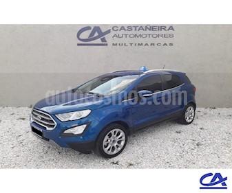 Ford EcoSport SE 1.5L TDi usado (2018) color Azul precio $1.126.000