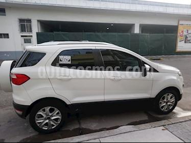 Ford EcoSport 2.0L Titanium Powershift usado (2015) color Blanco precio $700.000