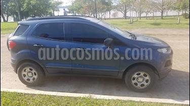 Ford EcoSport 1.6L SE usado (2012) color Celeste precio $540.000