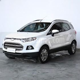Ford EcoSport 1.6L Titanium usado (2014) color Blanco precio $709.000