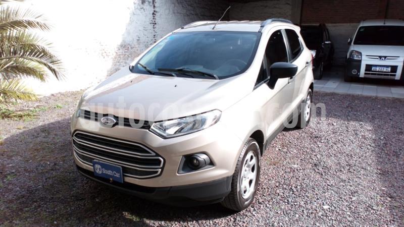 Ford EcoSport 2.0L SE  usado (2013) color Dorado precio $650.000