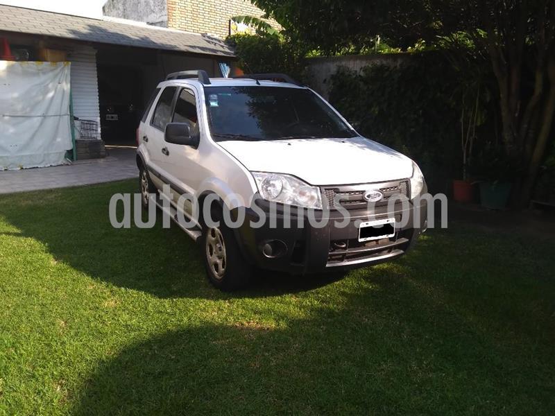 Ford EcoSport 1.6L 4x2 XLS usado (2012) color Blanco precio $525.000