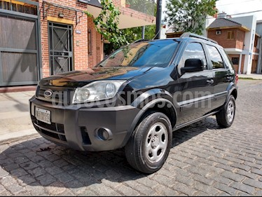Ford EcoSport 1.6L 4x2 XLS usado (2012) color Negro Ebony precio $520.000