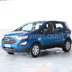 Ford EcoSport S 1.5L usado (2018) color Azul Electrico precio $871.000