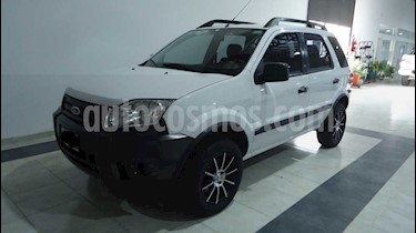 Ford EcoSport XLS 1.6 usado (2012) color Blanco precio $580.000
