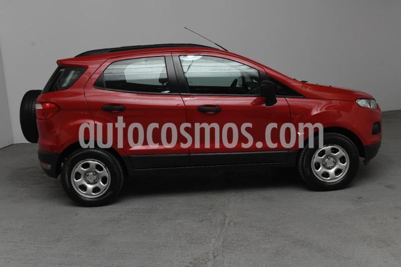 Ford EcoSport 2.0L SE  usado (2013) color Rojo precio $830.000