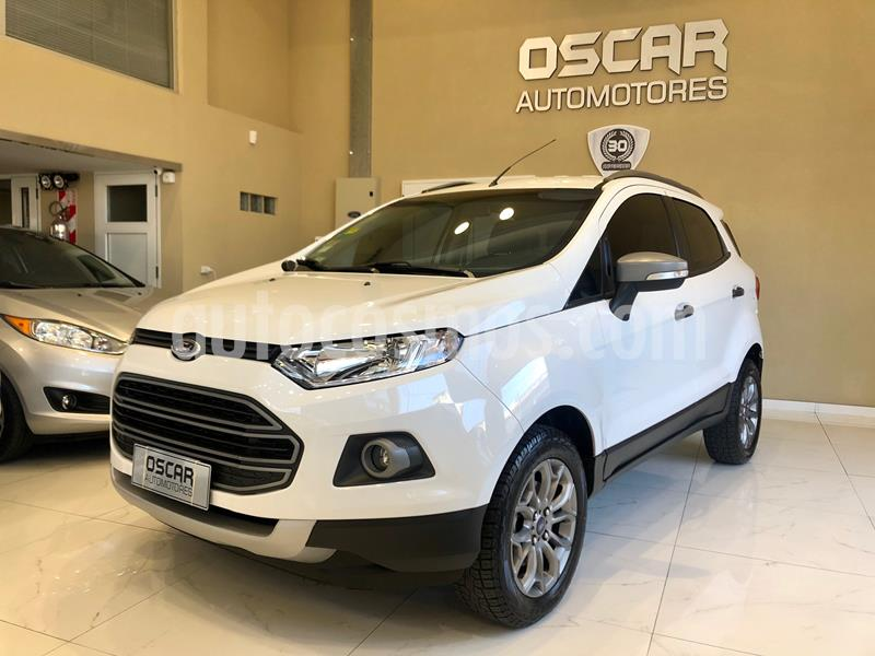 Ford EcoSport 1.6L Freestyle usado (2015) color Blanco Oxford precio $1.099.000