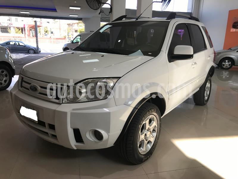 Ford EcoSport 1.6L 4x2 XLT Plus usado (2011) color Blanco precio $579.000