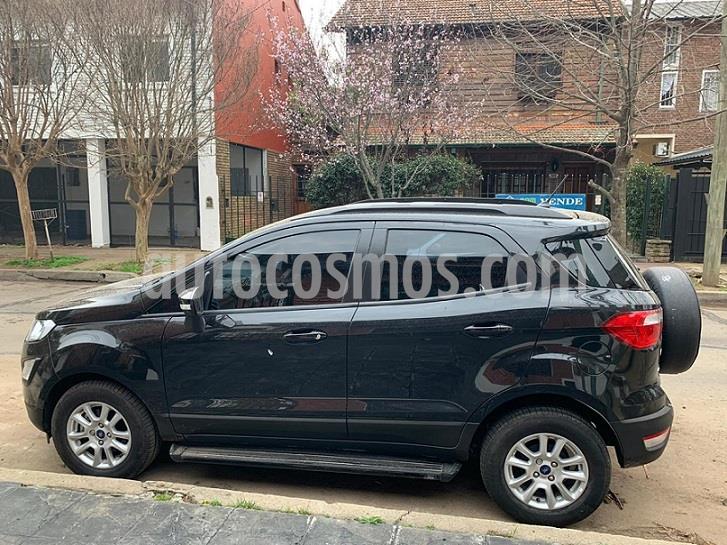 Ford EcoSport SE 1.5L Aut usado (2018) color Negro Ebony precio $1.375.000