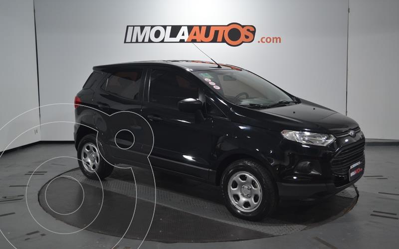 Ford EcoSport 1.6L S usado (2014) color Negro Ebony precio $1.020.000