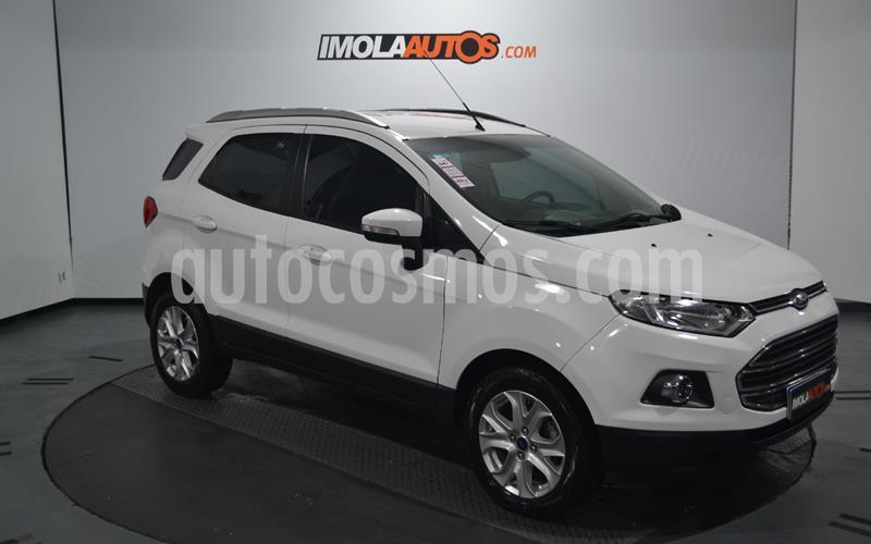 Ford EcoSport 1.6L Titanium usado (2016) color Blanco Marfil precio $890.000
