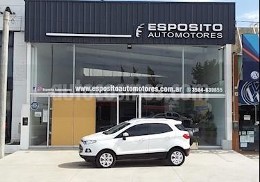 foto Ford EcoSport 1.6L Titanium usado (2013) color Blanco precio $690.000