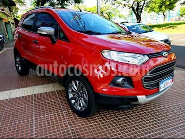 Ford EcoSport 1.6L 4x2 Freestyle  usado (2015) color Rojo precio $844.990