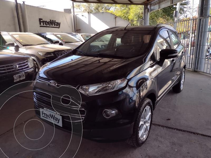 Foto Ford EcoSport 2.0L Titanium  usado (2014) color Negro Ebony precio $1.350.000