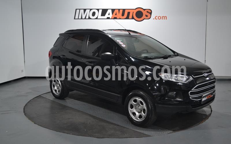 Ford EcoSport 1.6L SE usado (2013) color Negro Ebony precio $650.000