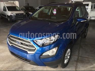 Ford EcoSport ECOSPORT SE 1.5 usado (2020) color Azul precio $1.600.000