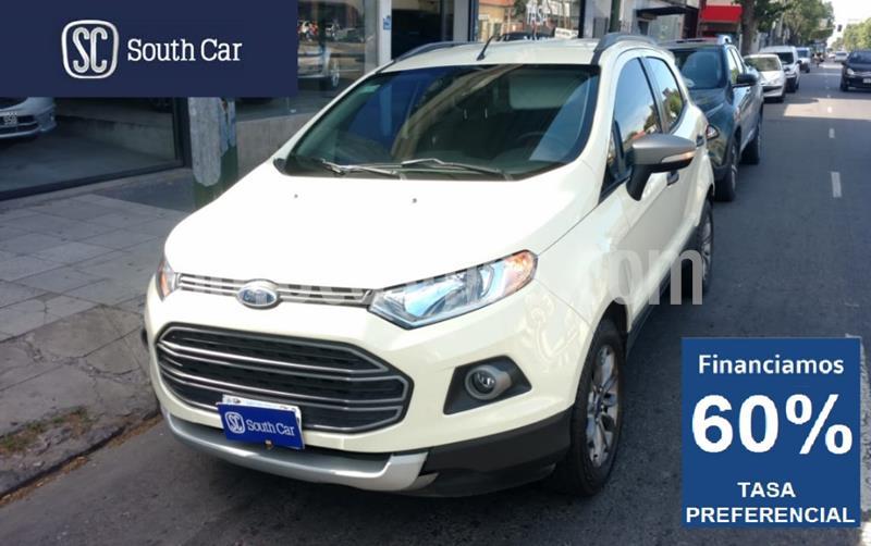 Ford EcoSport 1.6L Freestyle usado (2015) color Blanco precio $1.105.000