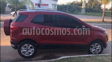 Ford EcoSport 1.6L Titanium usado (2015) color Rojo Marte precio $725.000