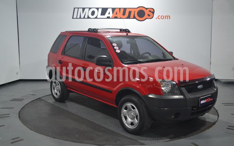 Ford EcoSport 1.6L 4x2 XL Plus   usado (2005) color Rojo precio $400.000