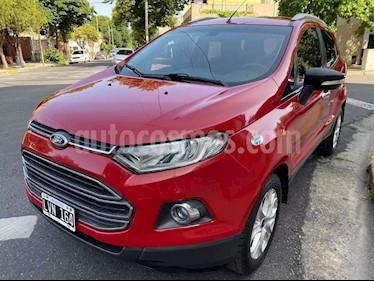 Ford EcoSport 1.6L Titanium usado (2013) color Rojo Bari precio $245.000