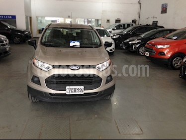 Ford EcoSport 1.6L S usado (2014) color Perla Ocre precio $450.000