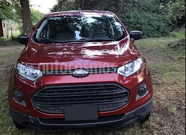 Ford EcoSport 1.6L SE usado (2016) color Rojo Marte precio $730.000