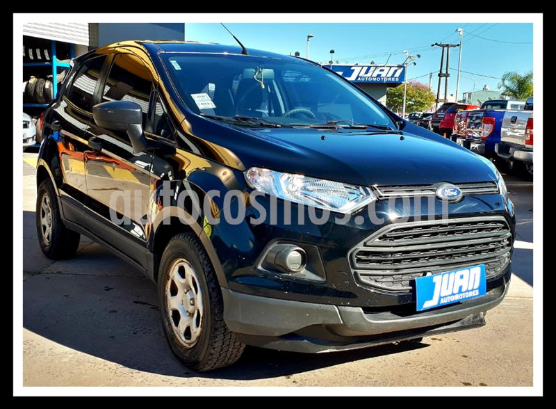 Ford EcoSport 1.6L S usado (2015) color Negro precio $775.000
